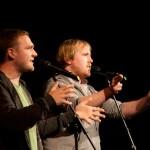 04/2012: Team Totale Zerstörung (Julius Fischer, André Herrmann)